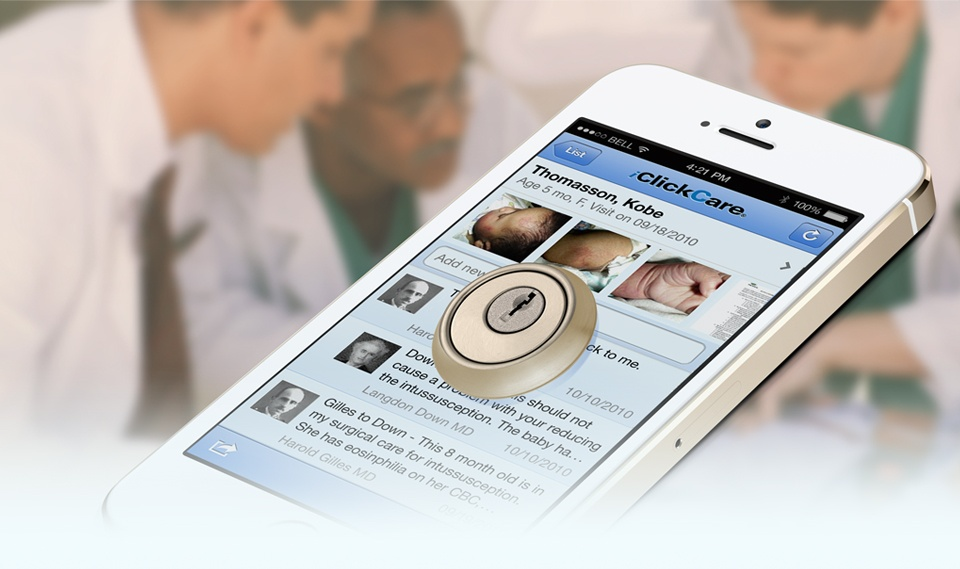 iClickCare IS BYOD HIPAA Secure
