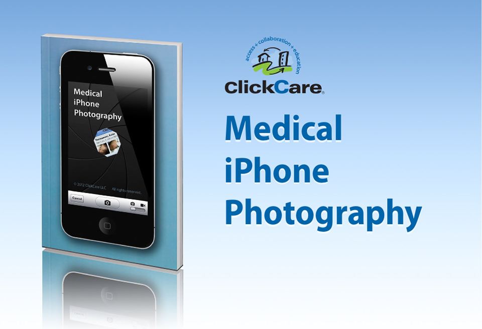 iClickCare and Medical iPhone Photography